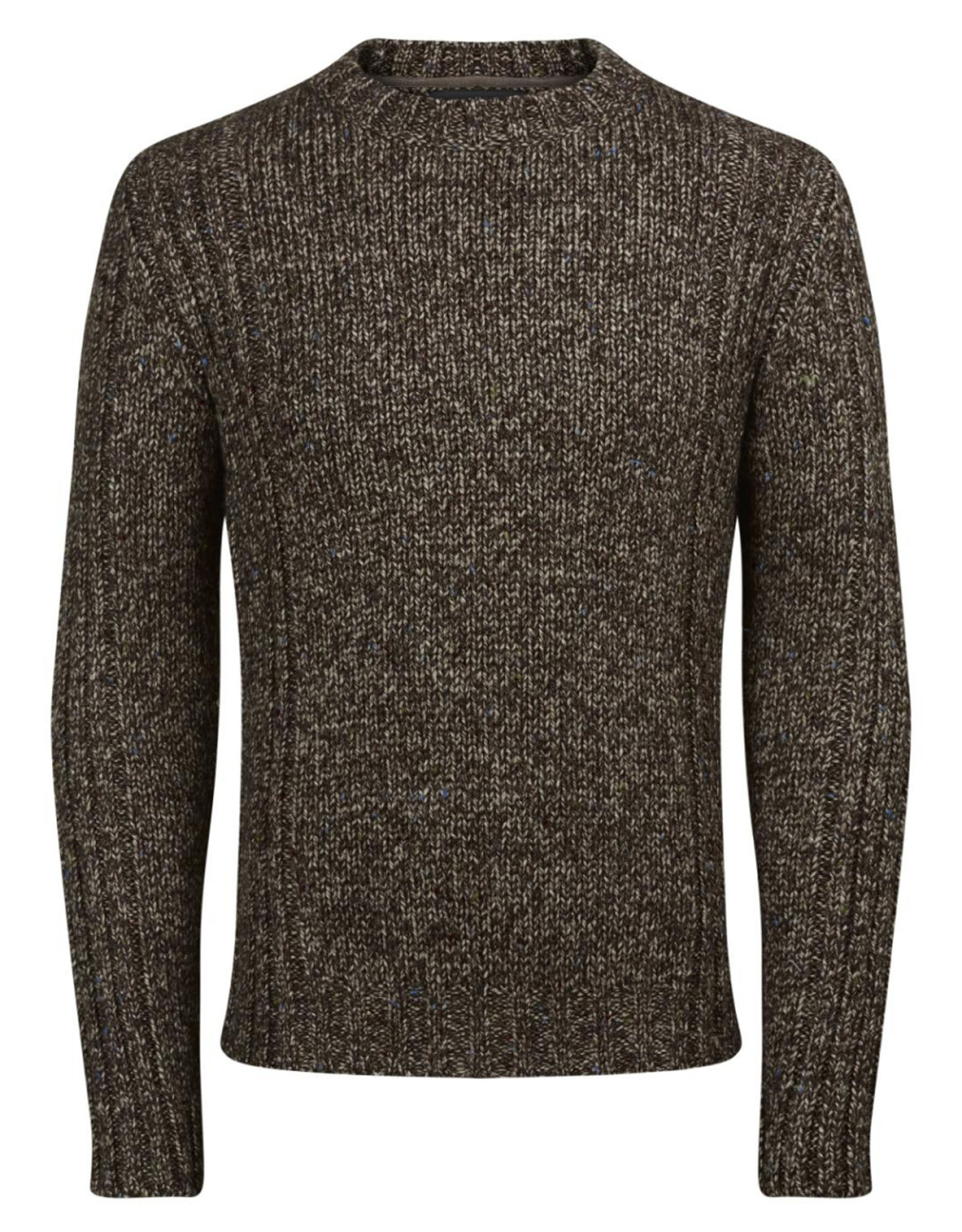 jack jones mens wool blend crew neck knit pullover. Black Bedroom Furniture Sets. Home Design Ideas