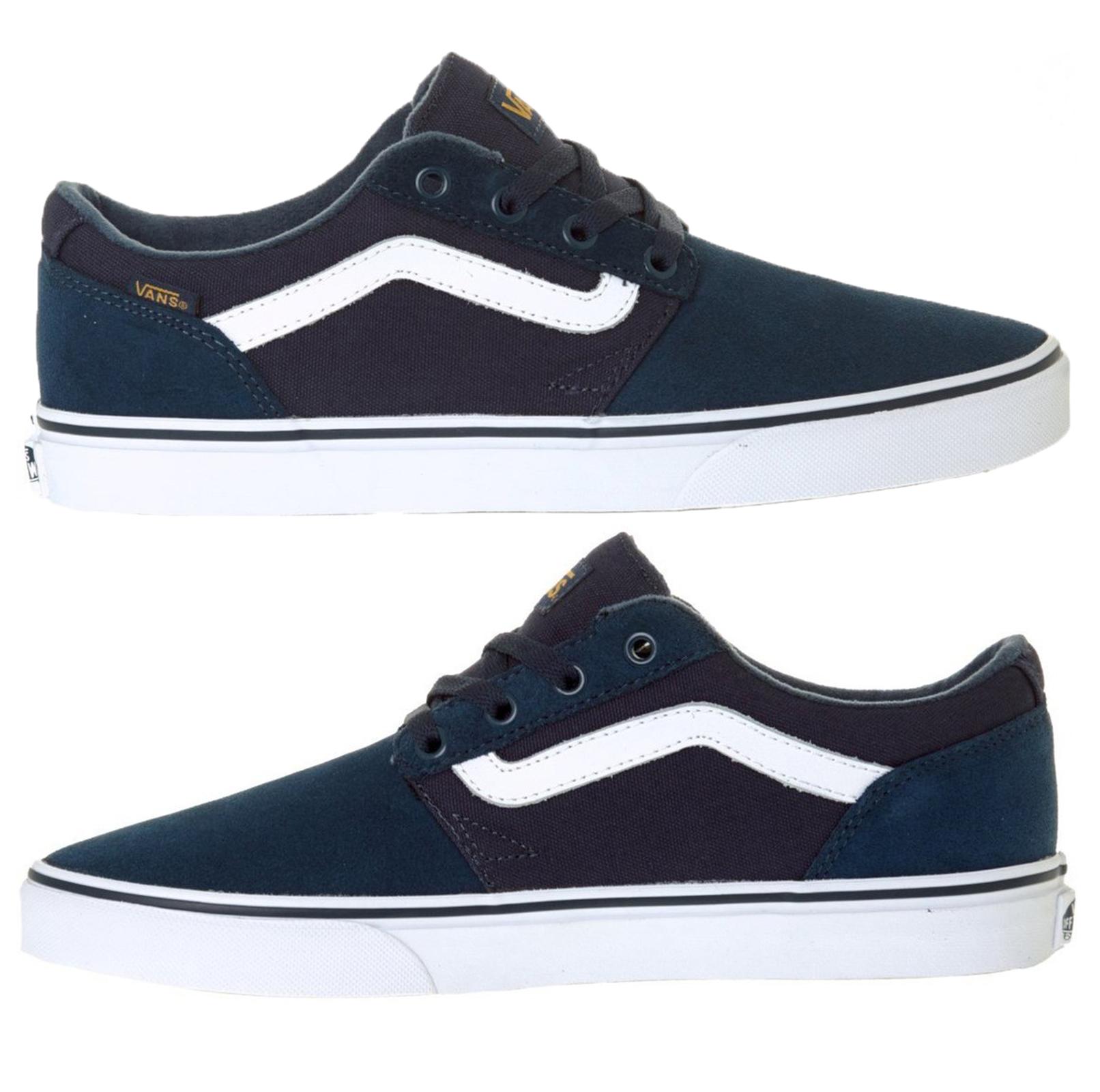 vans chapman stripe v canvas shoes