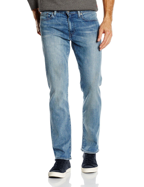 levi 39 s new mens 511 slim fit jeans faded canyon blue. Black Bedroom Furniture Sets. Home Design Ideas